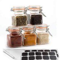 Spice jars 3.4 oz